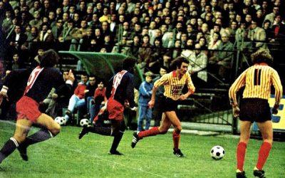 Les Toulouse – PSG du passé…