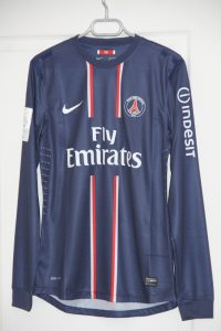 Maillot championnat 2012-13, collection http://maillotspsg.wordpress.com