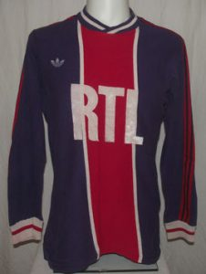 Maillot Coupe de France 1976-77