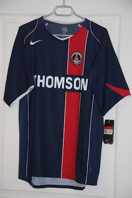 Maillot dom 2004