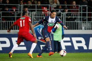 Photo Ch. Gavelle, psg.fr (photo en taille d'origine : http://www.psg.fr/fr/Actus/105003/Galeries-Photos#!/fr/2013/2775/38014/match/Brest-Paris-2-5/Brest-Paris-2-5)