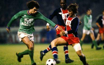 Les PSG – Saint-Etienne du passé…