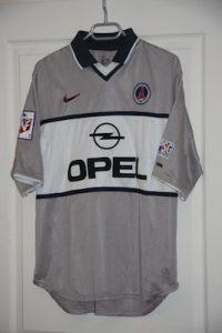 Maillot extérieur 2000-01 (collection maillotspsg)