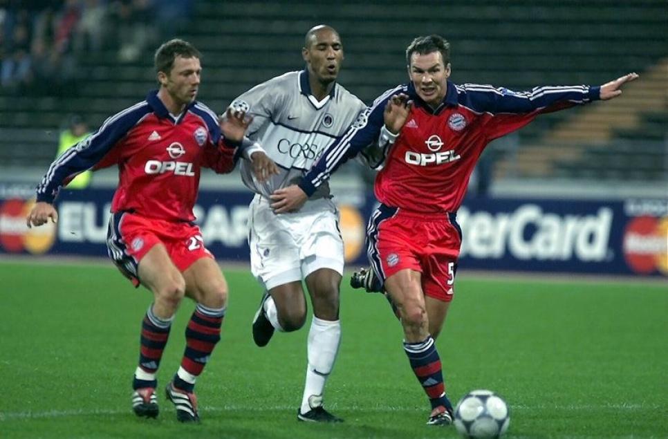 Bayern Munich - PSG 2-0, 18/10/00, Ligue des Champions 00-01 - Histoire du  #PSG