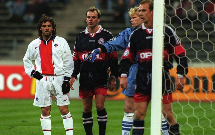 Bayern Munich - PSG 5-1, 22/10/97, Ligue des Champions 97-98 - Histoire du # PSG