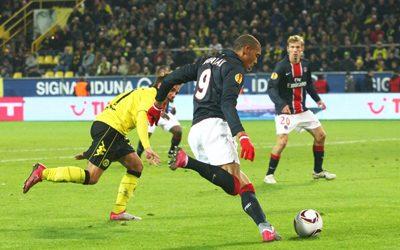 Les Dortmund – PSG du passé…