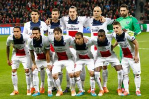 Photo Ch. Gavelle, psg.fr (photo en taille d'origine: http://www.psg.fr/fr/Actus/105003/Galeries-Photos#!/fr/2013/2780/38689/album/leverkusen-0-4-paris/leverkusen-paris-0-4)