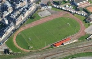 Le stade Arnold-Montéfiore