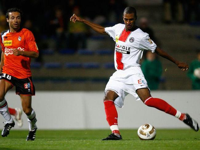 Lorient - PSG 0-3, 26/09/07, Coupe de la Ligue 07-08 - Histoire du ...