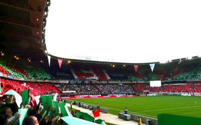 Paris Saint-Germain – AS Saint-Étienne côté Tribunes (2/2)