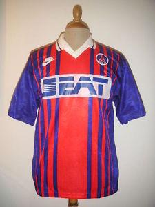 Maillot domicile 1993-94, version Coupe d'Europe