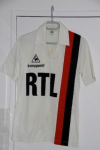 Maillot domicile 1981-82 (collection MaillotsPSG)