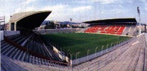 """Le stade Léo-Lagrange, dit """"Stade du Ray"""""""
