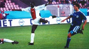 Tentative de George Weah