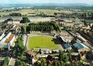 Le stade Auguste-Bonal