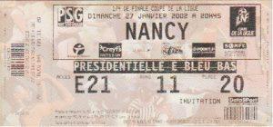 (collection Socios Nancy)