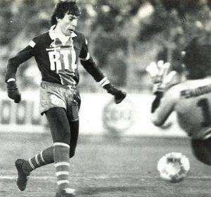 Luis Fernandez face à Mottet