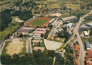 Le stade de la Colombière