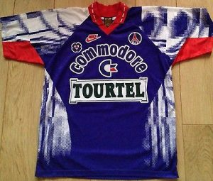 maillot ext 92 93