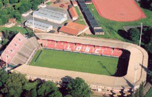 Le stade Grimonprez-Jooris