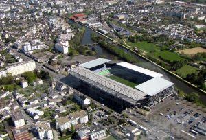 Le stade de la route de Lorient