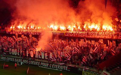 PSG – Guingamp côté tribunes
