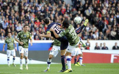 Buts à la loupe : le bijou de Zlatan Ibrahimovic contre Bastia