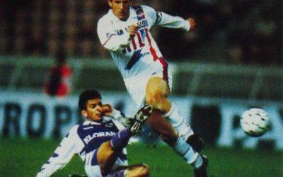 Les PSG – Toulouse du passé…