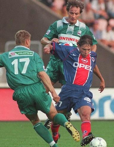 Leonardo pour son premier match sous les couleurs parisiennes