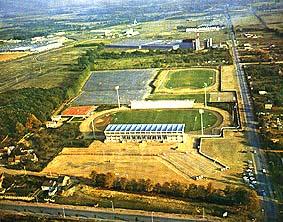 Le stade Gaston Petit