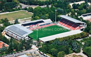 Le stade Gaston-Gérard (photo Gérard Corret)