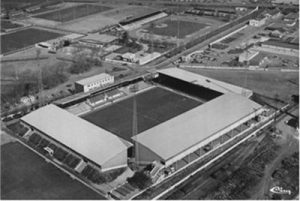 Le stade Geoffroy-Guichard