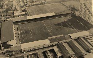"""Le stade de Paris, dit """"Stade Bauer"""""""
