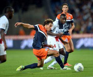 Blaise Matuidi et Stambouli luttent pour le ballon