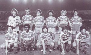 L'équipe bastiaise (Corse Football)