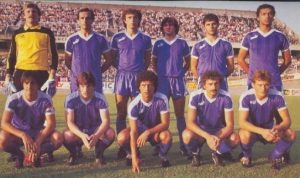 Les bastiais avant le match (Corse Football)
