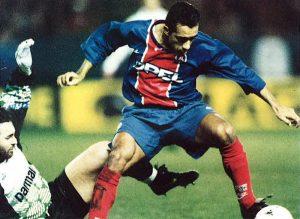 Patrice Loko à la lutte avec Bucci