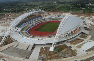 Le Stade de L'Amitié-Sino-Gabonaise
