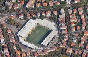 Le stade Ennio Tardini