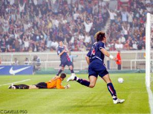 Le but de Fabrice Fiorèse