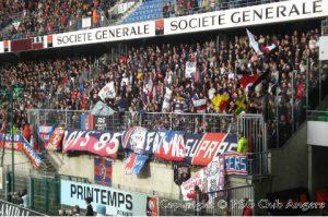 Le parcage parisien (PSG Club Angers)