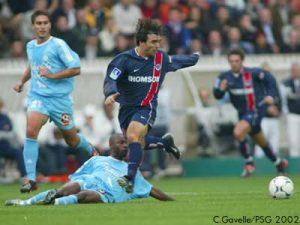 Martin Cardetti, qui marquera le 3ème but (Ch. Gavelle)