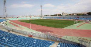 Le stade Makario