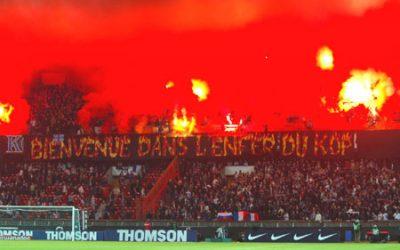 Paris Saint-Germain – OGC Nice : Côté Tribunes.