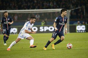 Photo Ch. Gavelle, psg.fr (image en taille et qualité d'origine: http://www.psg.fr/fr/Actus/105003/Galeries-Photos#!/fr/2014/2896/43262/match/Paris-Marseille-2-0/Paris-Marseille-2-0)