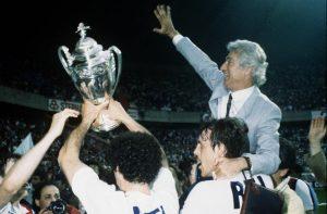Le président Borelli partage la joie de ses joueurs