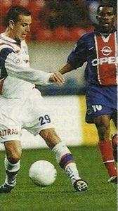 Ouedec, unique buteur du match, sera le 3ème joueur à avoir débuté la saison avec Paris et à marquer contre son ancien club (Loko, Lorient et Laspalles, Lens étant les deux autres)