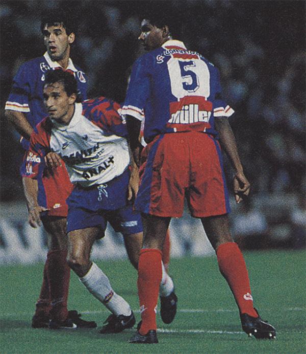 Les brésiliens Ricardo et Geraldao