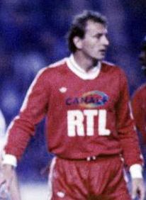 Maillot extérieur 1987-88