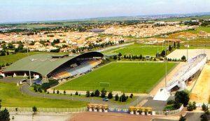 Le stade de la Pépinière